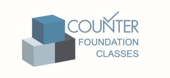 COUNTER FOUNDATION CLASS LOGO